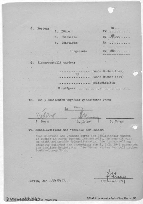Landesarchiv Berlin, C Rep. 120 Nr. 513, Bl. 64