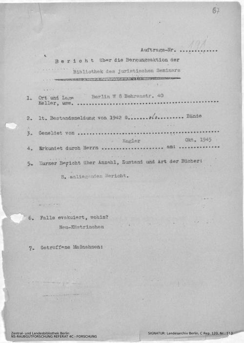 Landesarchiv Berlin, C Rep. 120 Nr. 513, Bl. 67