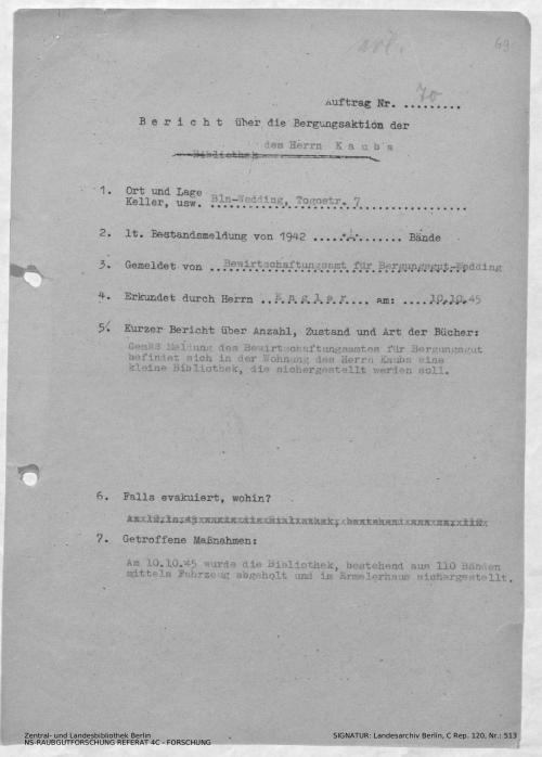 Landesarchiv Berlin, C Rep. 120 Nr. 513, Bl. 69