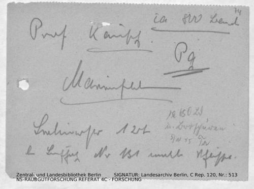 Landesarchiv Berlin, C Rep. 120 Nr. 513, Bl. 74