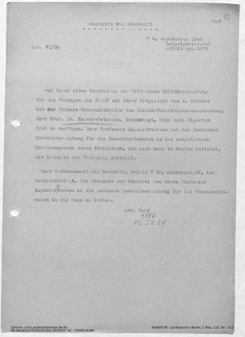 Landesarchiv Berlin, C Rep. 120 Nr. 513, Bl. 82