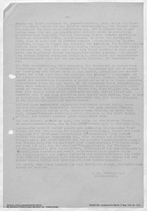 Landesarchiv Berlin, C Rep. 120 Nr. 513, Bl. 88a
