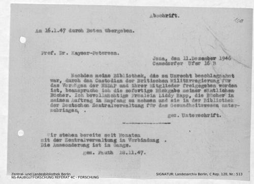 Landesarchiv Berlin, C Rep. 120 Nr. 513, Bl. 100