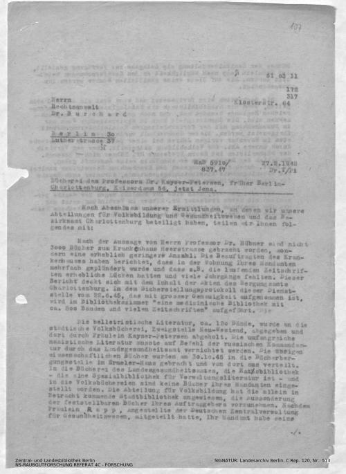 Landesarchiv Berlin, C Rep. 120 Nr. 513, Bl. 107