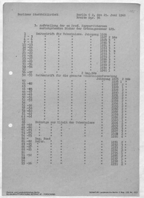 Landesarchiv Berlin, C Rep. 120 Nr. 513, Bl. 112