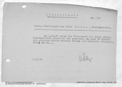 Landesarchiv Berlin, C Rep. 120 Nr. 513, Bl. 122
