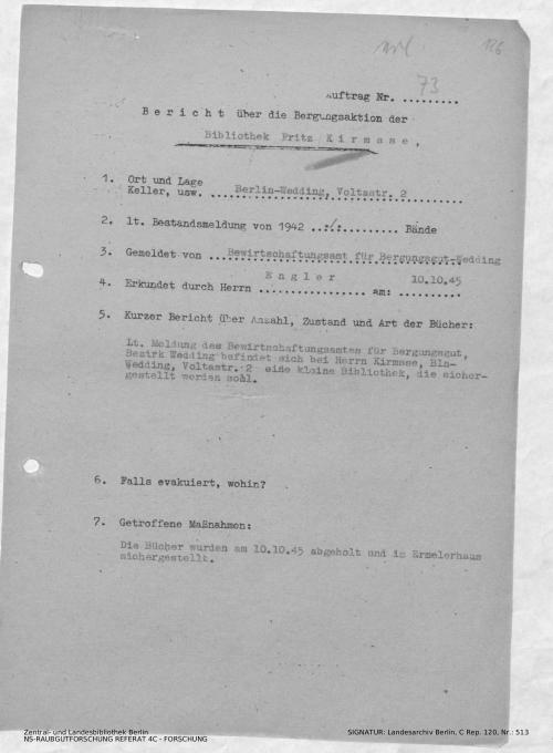 Landesarchiv Berlin, C Rep. 120 Nr. 513, Bl. 126
