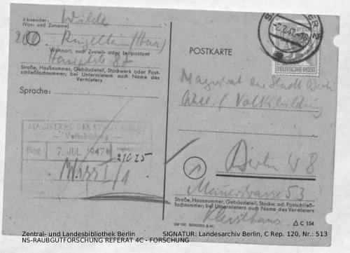 Landesarchiv Berlin, C Rep. 120 Nr. 513, Bl. 154
