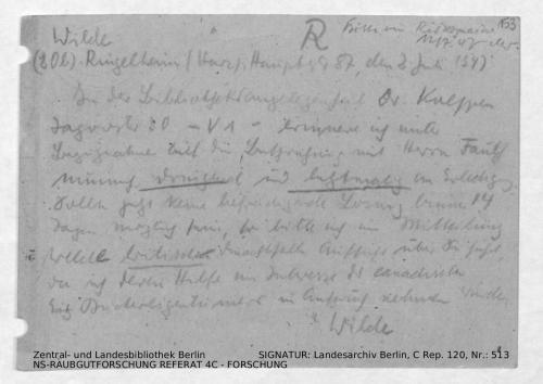 Landesarchiv Berlin, C Rep. 120 Nr. 513, Bl. 153