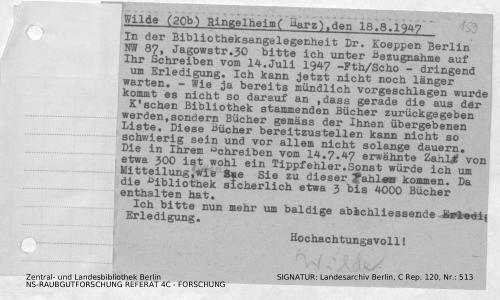 Landesarchiv Berlin, C Rep. 120 Nr. 513, Bl. 159