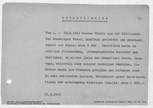 Landesarchiv Berlin, C Rep. 120 Nr. 513, Bl. 197