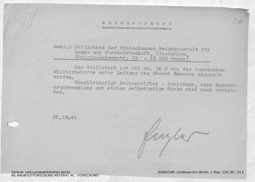 Landesarchiv Berlin, C Rep. 120 Nr. 513, Bl. 200