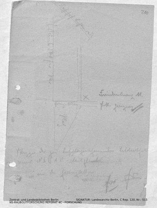 Landesarchiv Berlin, C Rep. 120 Nr. 513, Bl. 210
