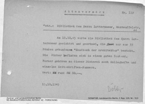 Landesarchiv Berlin, C Rep. 120 Nr. 513, Bl. 215