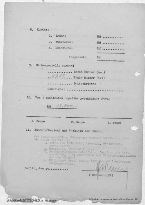 Landesarchiv Berlin, C Rep. 120 Nr. 513, Bl. 221