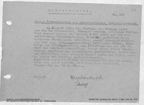 Landesarchiv Berlin, C Rep. 120 Nr. 513, Bl. 223