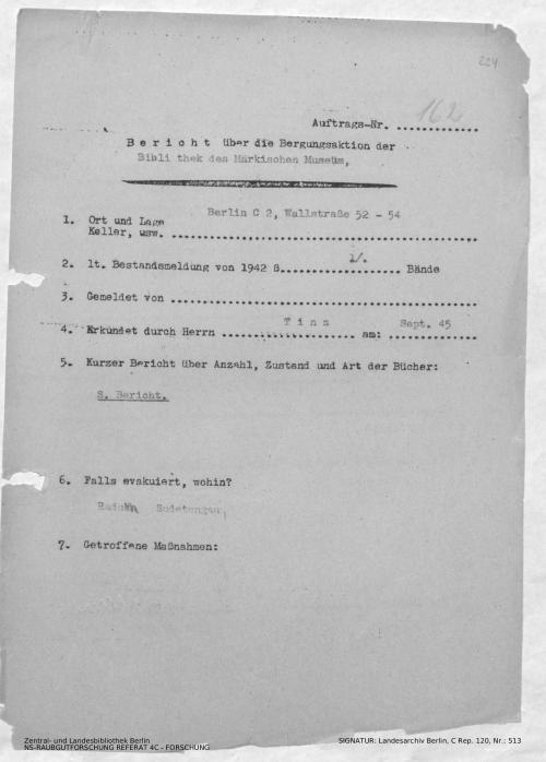 Landesarchiv Berlin, C Rep. 120 Nr. 513, Bl. 224