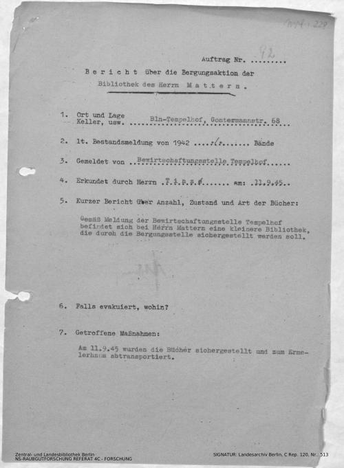 Landesarchiv Berlin, C Rep. 120 Nr. 513, Bl. 228