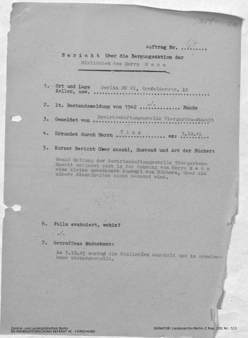 Landesarchiv Berlin, C Rep. 120 Nr. 513, Bl. 230