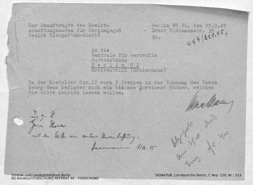 Landesarchiv Berlin, C Rep. 120 Nr. 513, Bl. 232
