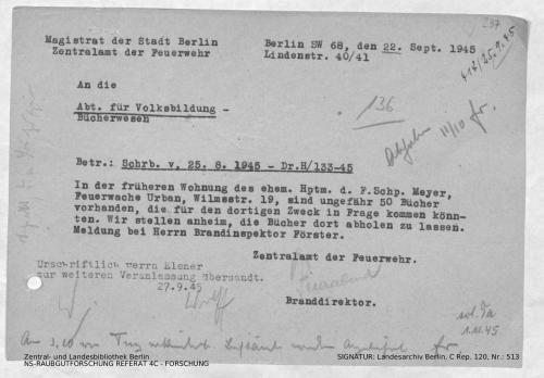 Landesarchiv Berlin, C Rep. 120 Nr. 513, Bl. 237