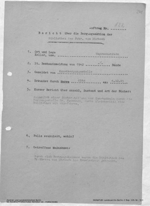 Landesarchiv Berlin, C Rep. 120 Nr. 513, Bl. 241