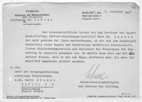 Landesarchiv Berlin, C Rep. 120 Nr. 513, Bl. 247