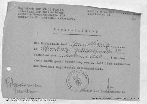 Landesarchiv Berlin, C Rep. 120 Nr. 513, Bl. 361