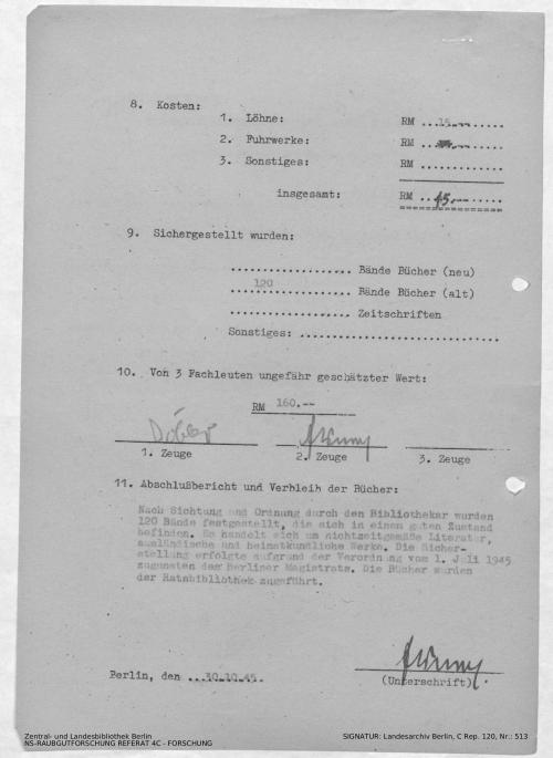 Landesarchiv Berlin, C Rep. 120 Nr. 513, Bl. 273