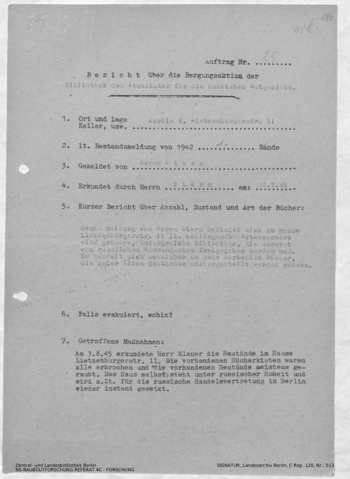 Landesarchiv Berlin, C Rep. 120 Nr. 513, Bl. 280