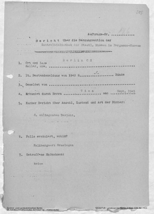 Landesarchiv Berlin, C Rep. 120 Nr. 513, Bl. 285