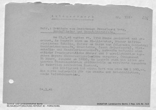 Landesarchiv Berlin, C Rep. 120 Nr. 513, Bl. 296