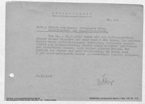 Landesarchiv Berlin, C Rep. 120 Nr. 513, Bl. 295
