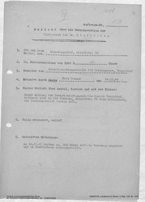 Landesarchiv Berlin, C Rep. 120 Nr. 514, Bl. 44