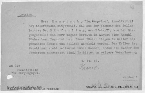 Landesarchiv Berlin, C Rep. 120 Nr. 514, Bl. 46