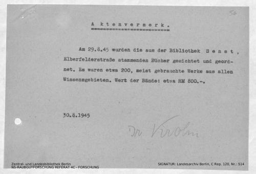 Landesarchiv Berlin, C Rep. 120 Nr. 514, Bl. 56