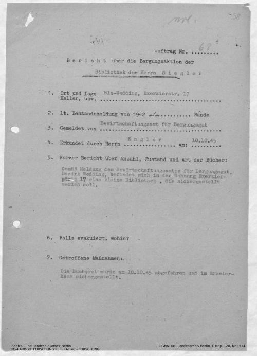 Landesarchiv Berlin, C Rep. 120 Nr. 514, Bl. 58