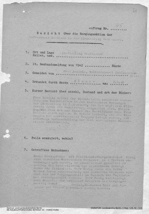 Landesarchiv Berlin, C Rep. 120 Nr. 514, Bl. 61