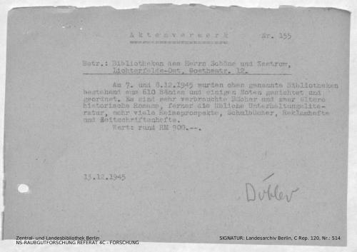 Landesarchiv Berlin, C Rep. 120 Nr. 514, Bl. 77