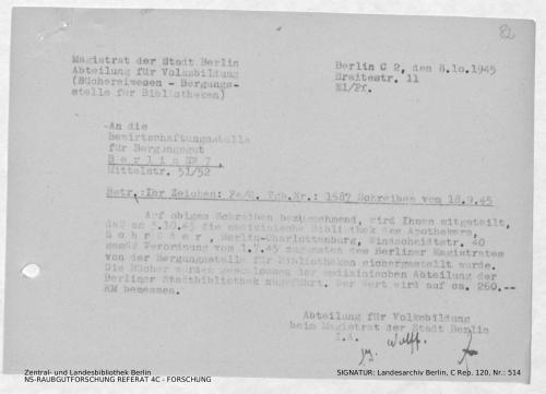 Landesarchiv Berlin, C Rep. 120 Nr. 514, Bl. 82