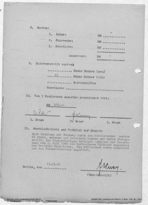 Landesarchiv Berlin, C Rep. 120 Nr. 514, Bl. 84
