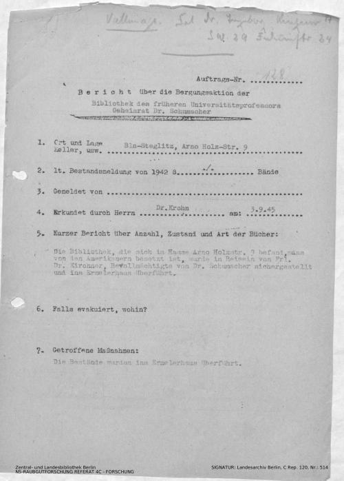Landesarchiv Berlin, C Rep. 120 Nr. 514, Bl. 87