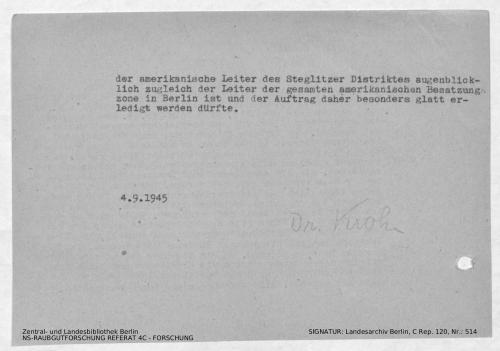 Landesarchiv Berlin, C Rep. 120 Nr. 514, Bl. 88