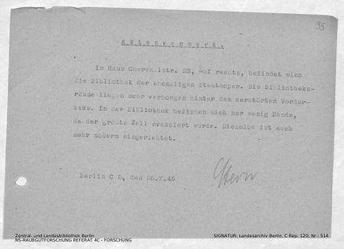 Landesarchiv Berlin, C Rep. 120 Nr. 514, Bl. 95