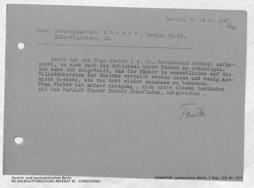 Landesarchiv Berlin, C Rep. 120 Nr. 514, Bl. 114