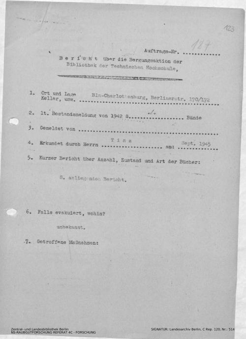 Landesarchiv Berlin, C Rep. 120 Nr. 514, Bl. 123