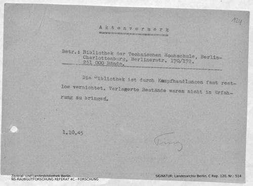 Landesarchiv Berlin, C Rep. 120 Nr. 514, Bl. 124
