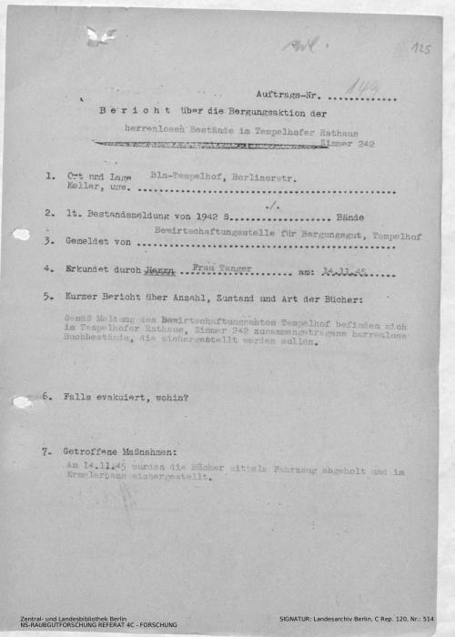 Landesarchiv Berlin, C Rep. 120 Nr. 514, Bl. 125
