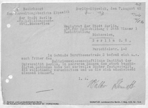Landesarchiv Berlin, C Rep. 120 Nr. 514, Bl. 148