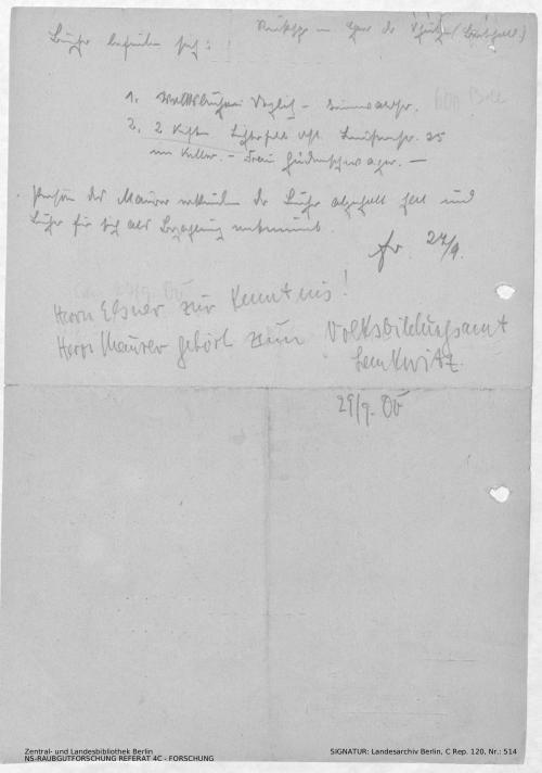 Landesarchiv Berlin, C Rep. 120 Nr. 514, Bl. 166